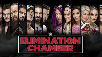 Watch WWE Elimination Chamber (2018)