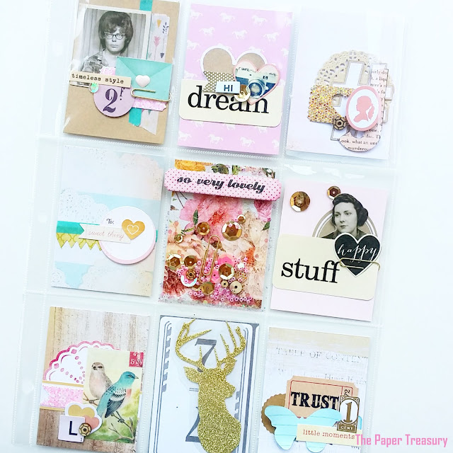 pocket letter ideas