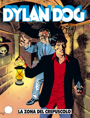 Dylan Dog (1986) 7 Page 1