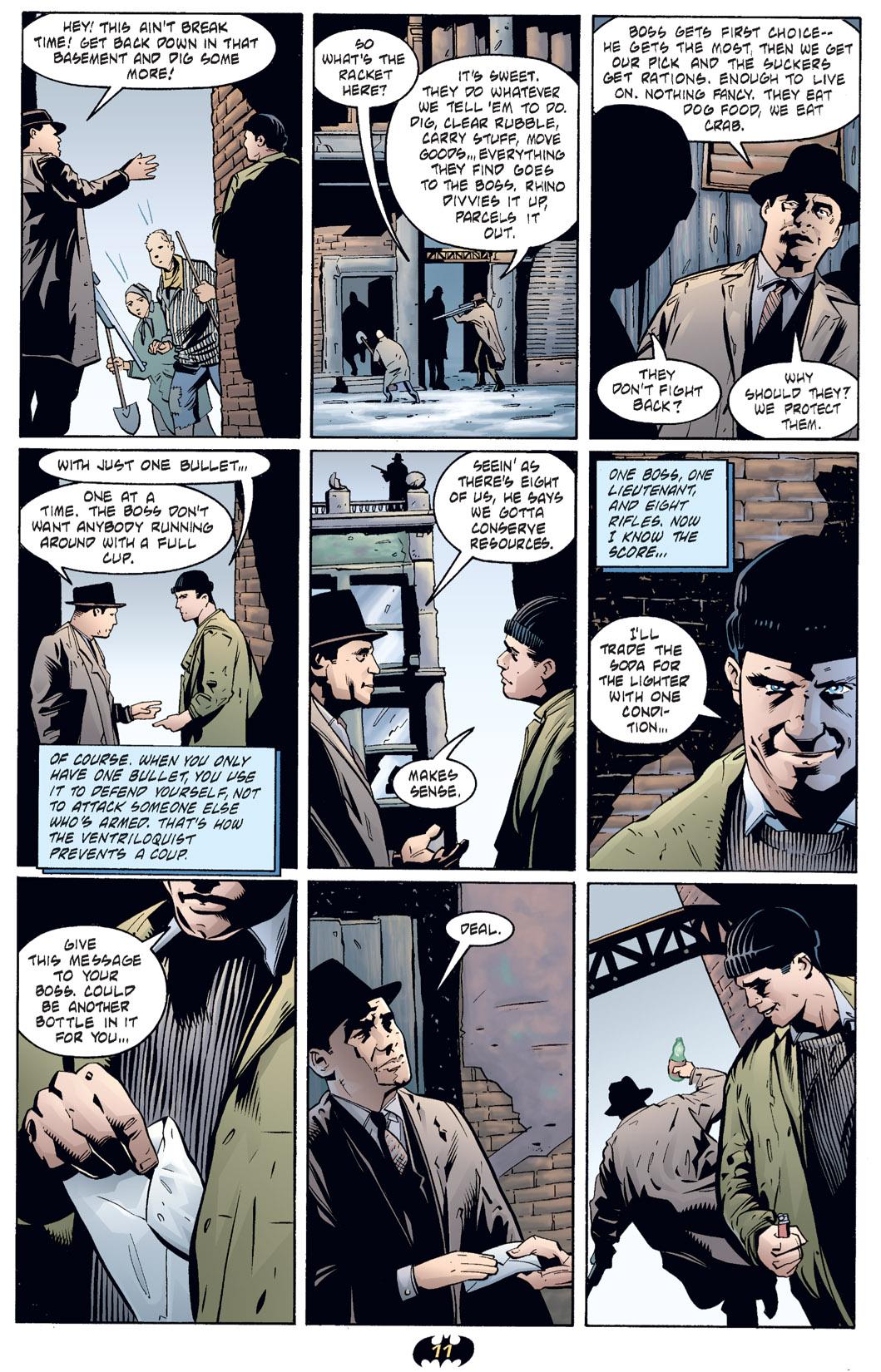 Detective Comics (1937) 730 Page 11