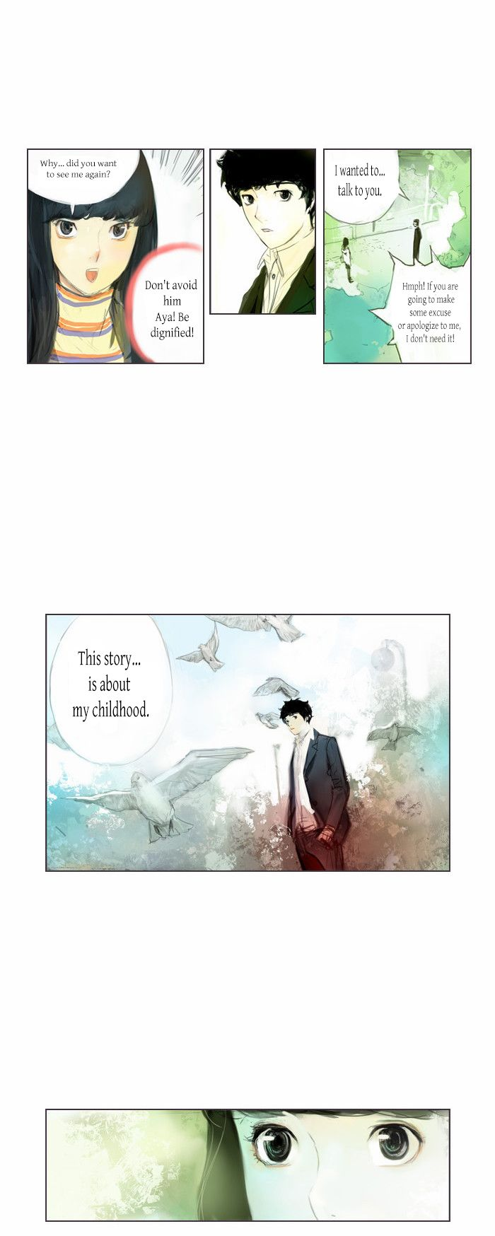 Colors of the Wind - Chapter 9