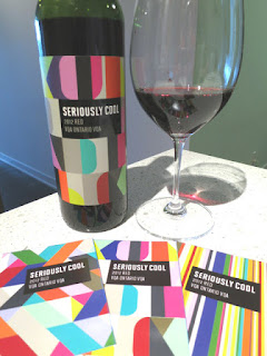 Seriously Cool Red 2012 - VQA Ontario, Canada (87 pts)
