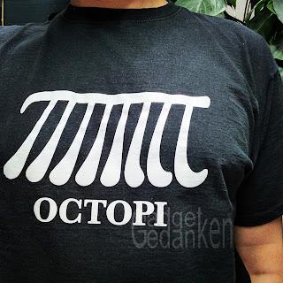 Nerdshirt: Octopi
