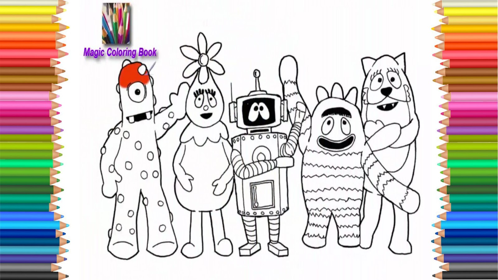 Youtube coloring book - Baby Coloring Book And Drawing For Kids Youtube Videos For Kids 17