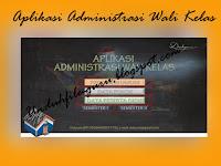 Unduh Aplikasi Administrasi Guru/Wali Kelas ( AWAK ) SD 2016/2017
