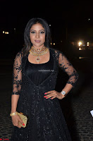 Sakshi Agarwal looks stunning in all black gown at 64th Jio Filmfare Awards South ~  Exclusive 111.JPG