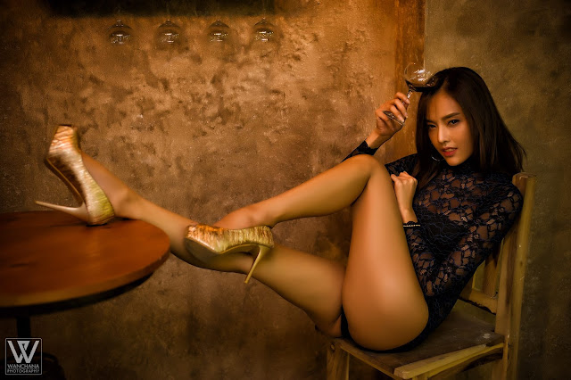 Hot girls Thai porn model Wijitra Key Noree 20