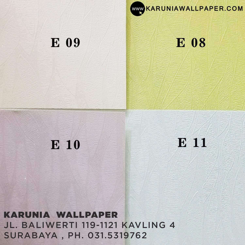 jual wallpaper dinding warna pastel surabaya