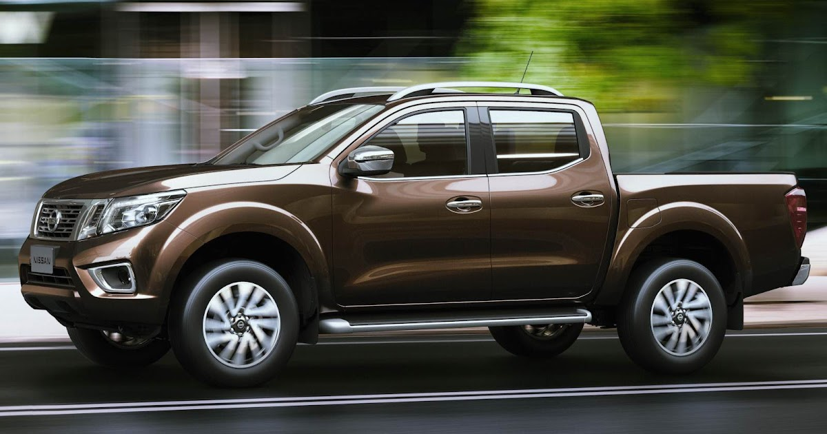 all unveils nissan update new frontier navara image