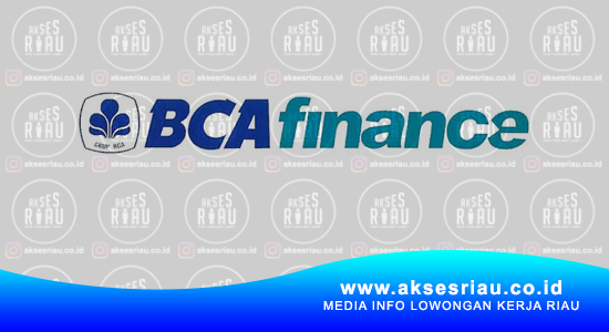 Lowongan PT. BCA Finance Pekanbaru Januari 2019