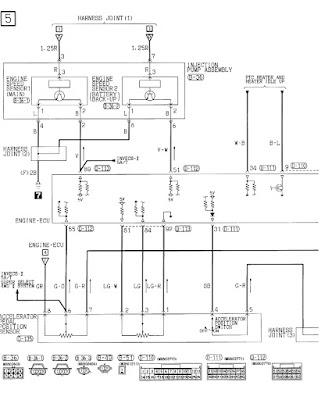 ТНВД схема соединений