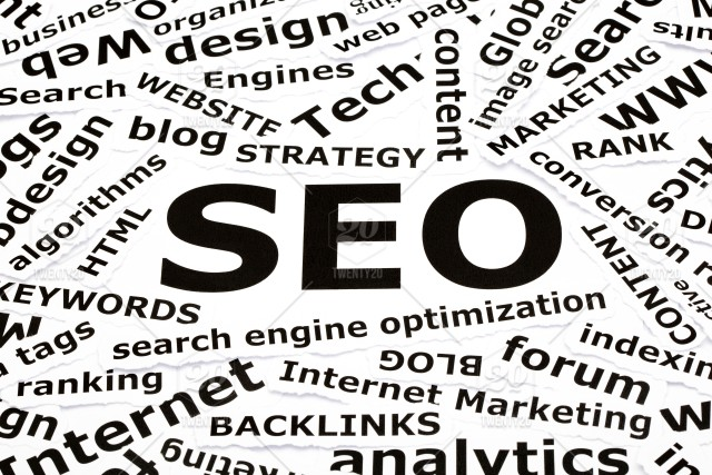SEO Friendy Design and layout