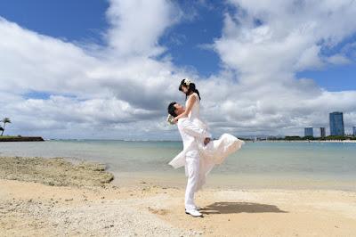 Honolulu Wedding Photos