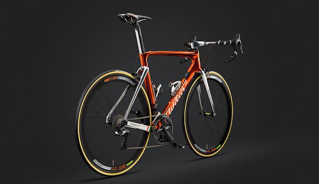 Wilier Cento 10 Air Ramato, una bici exclusiva para celebrar las 100 ediciones del Giro
