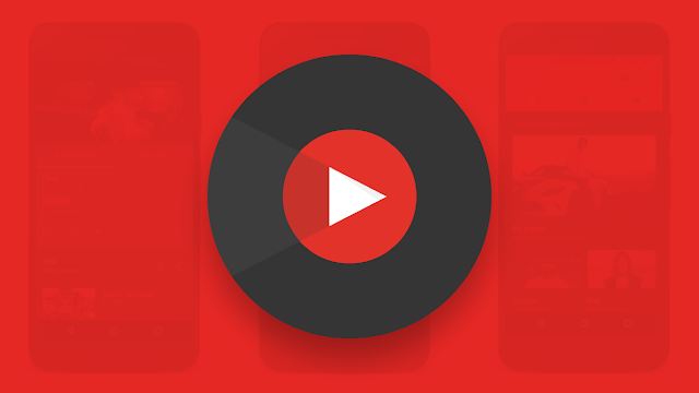 La llegada del YouTube Music
