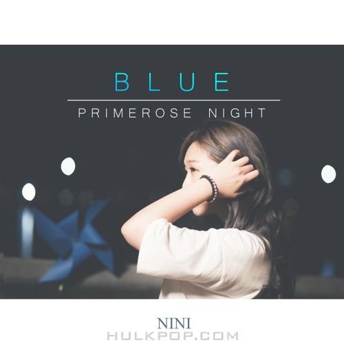 NINI – 3rd BLUE PRIMEROSE NIGHT – Single