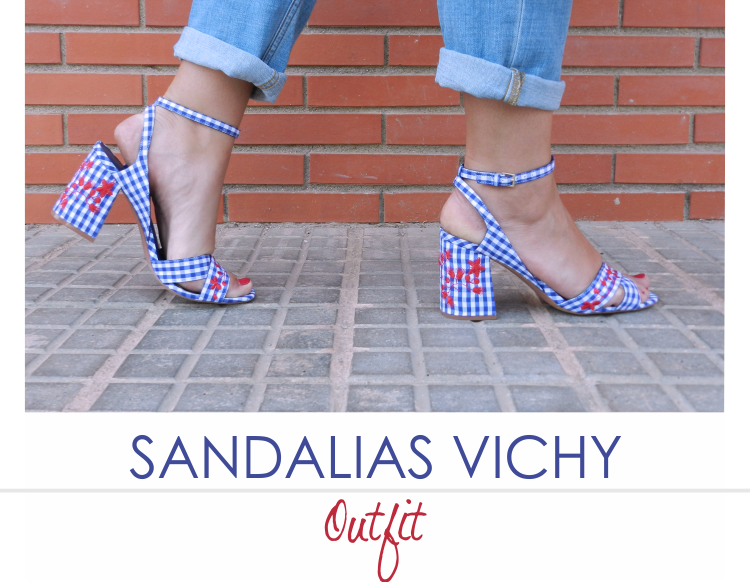 SANDALIAS VICHY · Outfit
