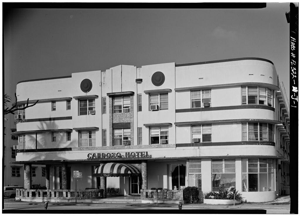 Cardozo Hotel 1300 Ocean Drive