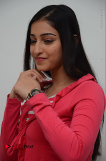 Telugu Actress Mouryani Latest Pos in Blue Denim Jeans  0016.JPG