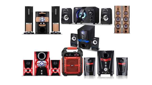Harga Speaker Aktif GMC Bluetooth