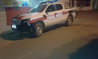 Bandidos assaltam correspondente bancário em Nova Floresta