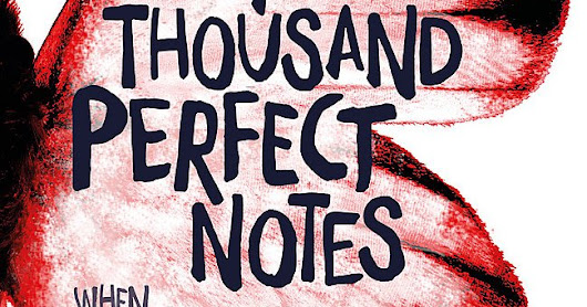 "Book Review: ""A Thousand Perfect Notes"" by C.G.Drews 