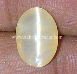 Batu Permata Opal Cat Eye - ZP 561