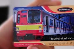 Malam Tahun Baru Commuter Line Beroperasi Hingga Jam 02.00