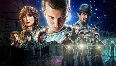 Regarder Stranger Things Saison 2 sur Netflix USA