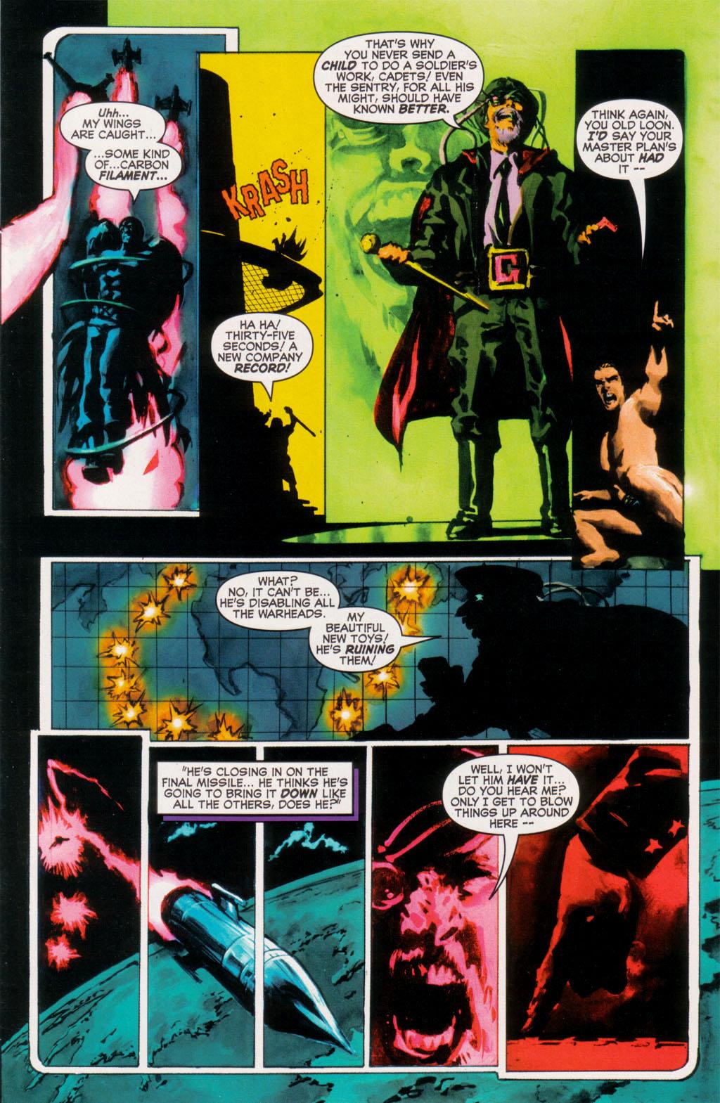 Read online Sentry/X-Men comic -  Issue # Full - 26