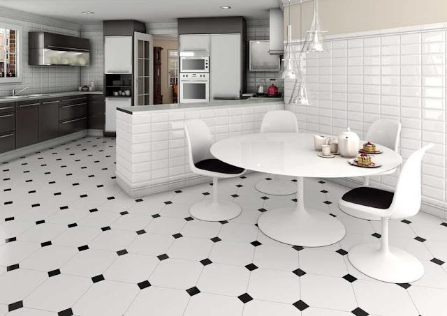 Motif Keramik Dapur Masakini