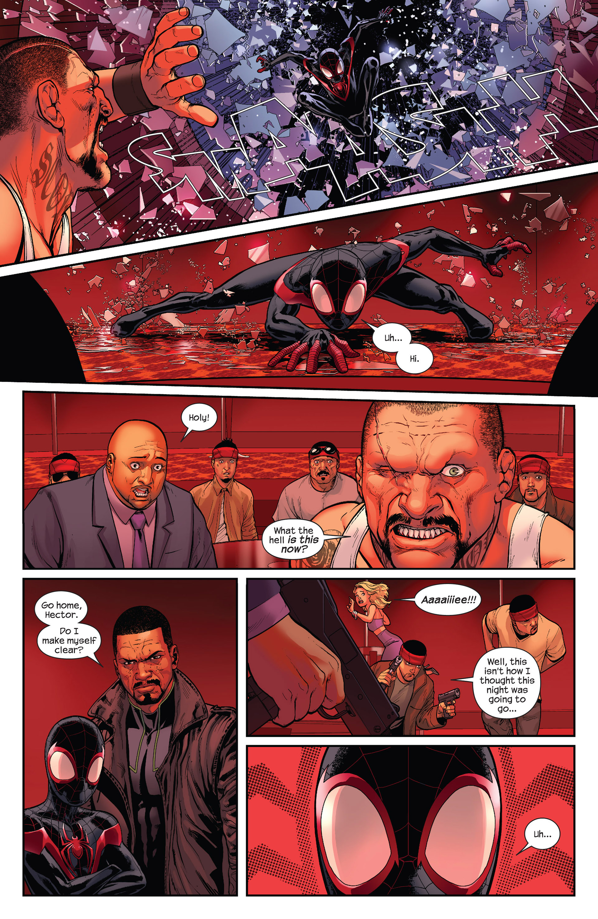 Read online Ultimate Comics Spider-Man (2011) comic -  Issue #11 - 7