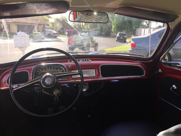 1959 Renault Dauphine Auto Restorationice