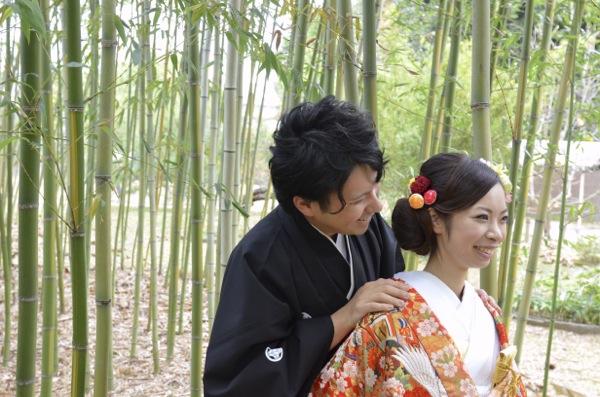 京都紅葉和装ロケーション