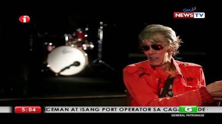 Frekuensi siaran GMA News TV di satelit Telstar 18 terbaru