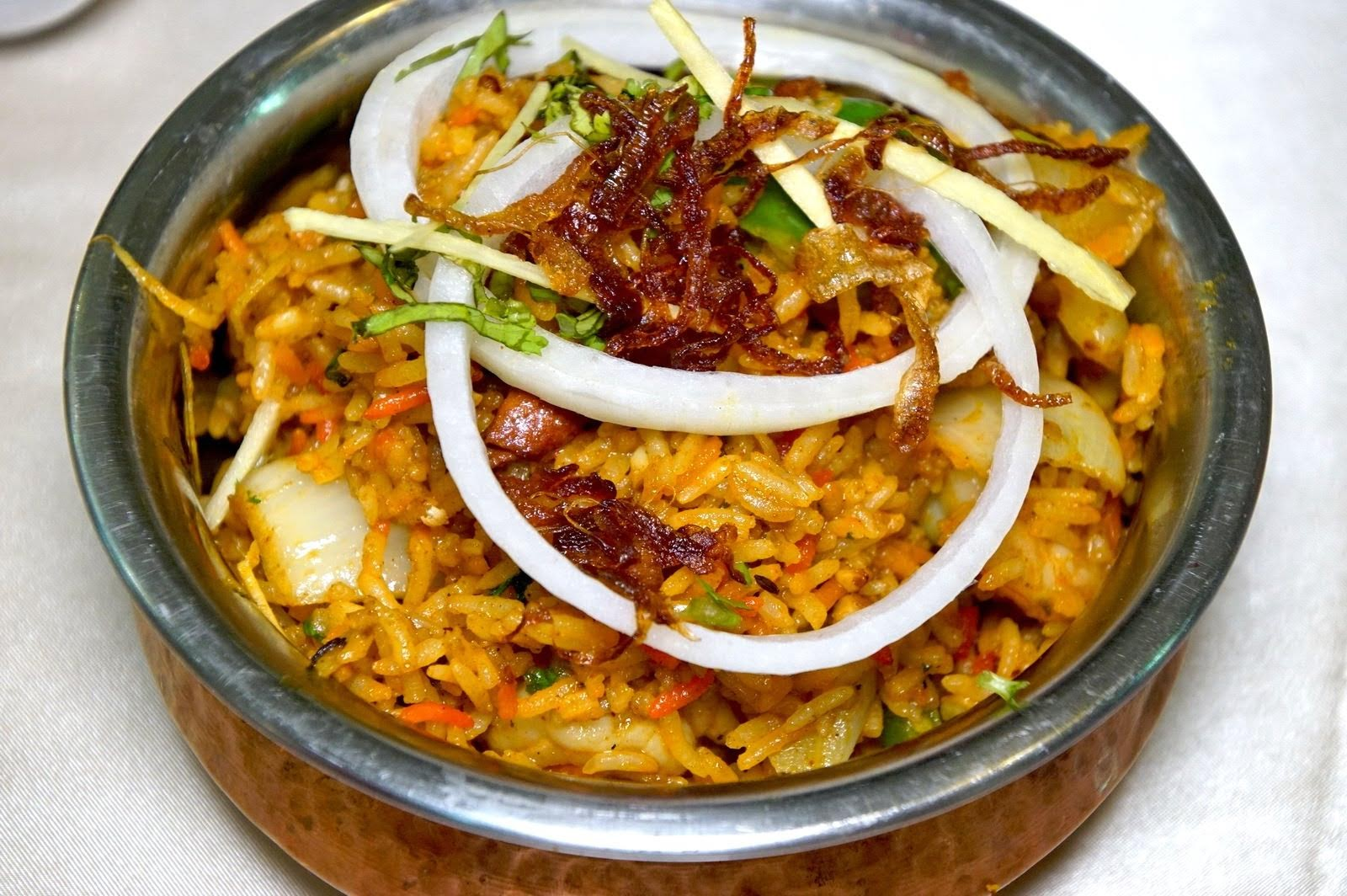 [臺南][中西區] 主廚帽印度餐廳 Chef's Cap Indian Restaurant 食記