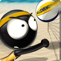 Stickman Volleyball v1.0.0 Android Game Sports