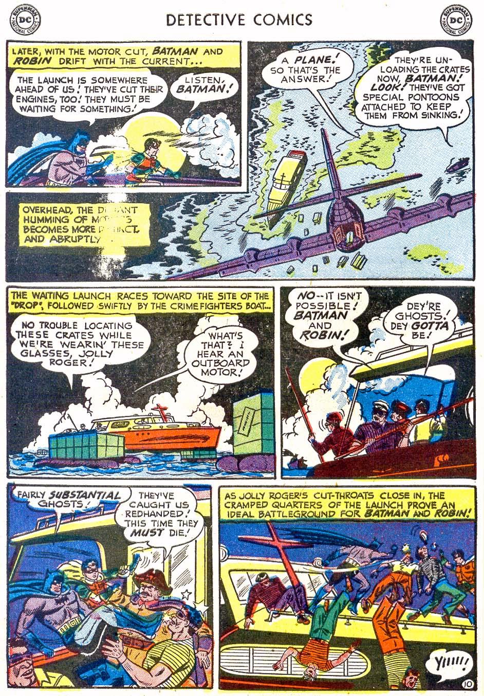 Detective Comics (1937) 202 Page 11