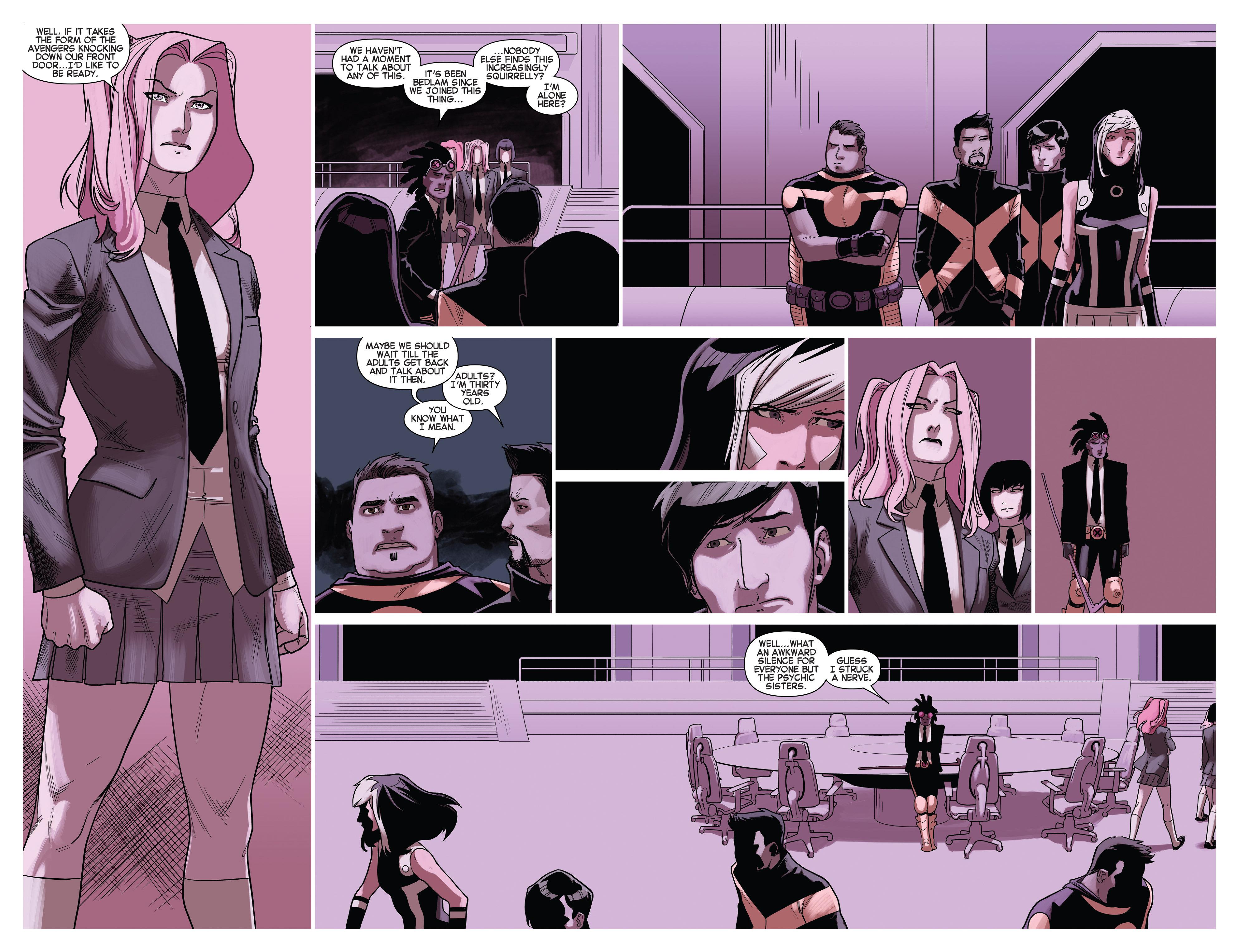 Read online Uncanny X-Men (2013) comic -  Issue # _TPB 5 - The Omega Mutant - 17