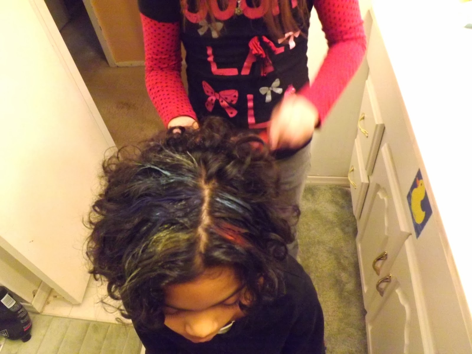 Ellore Femme Review Hair Chalk Tonya Filleman