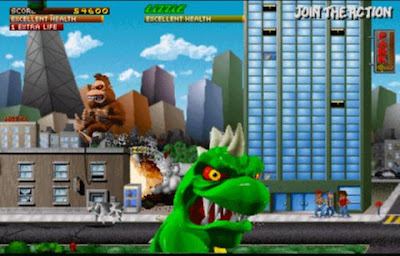 Rampage World Tour+arcade+game+portable+download free