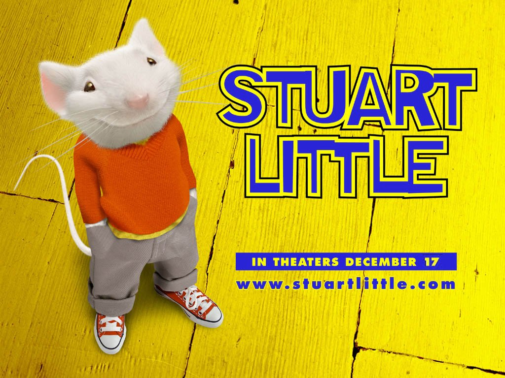 Stuart Little 1 [1999 USA Bluray 720p YIFY 600 MB Google Drive