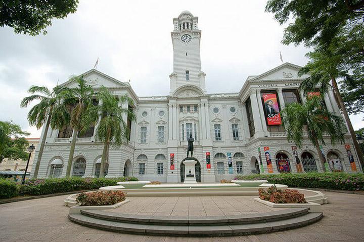 Muzium Changi Singapura tempat menarik