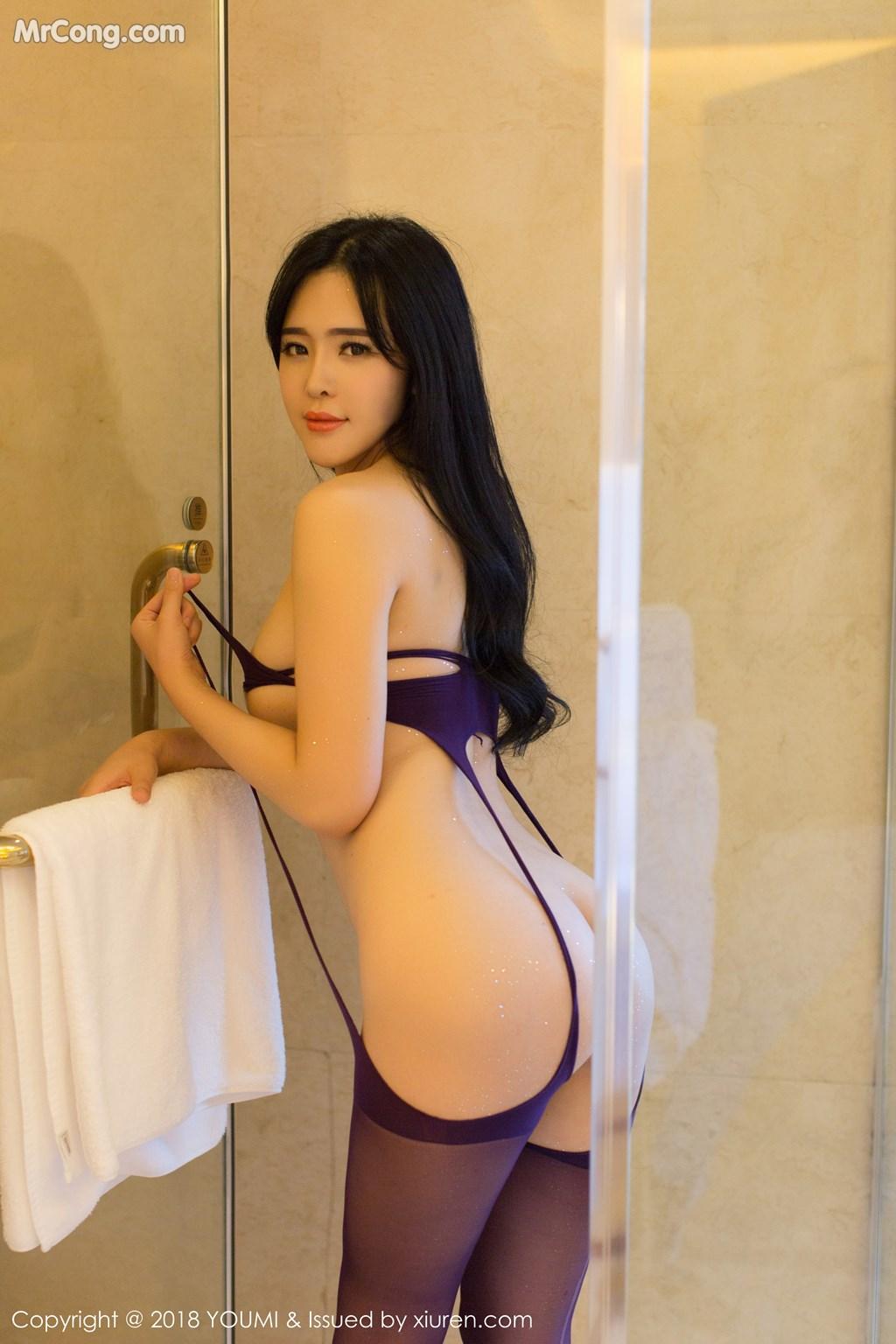Image YouMi-Vol.124-Liu-Yu-Er-MrCong.com-039 in post YouMi Vol.124: Người mẫu Liu Yu Er (刘钰儿) (41 ảnh)