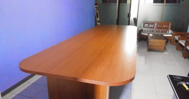 Meja Rapat  Meja Meeting Untuk 10 orang  conference table for 10 person  Custom Furniture
