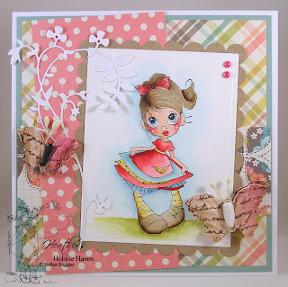 Heather's Hobbie Haven - Thank You Card Kit