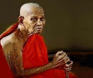 I due monaci e la reincarnazione (Budda)