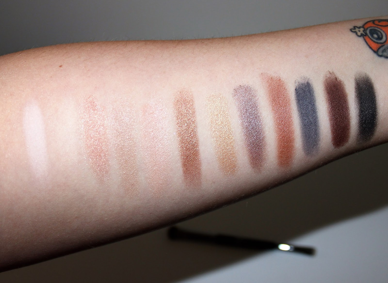 It Cosmetics Swatches
