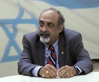 Deputado Federal Ezequiel Teixeira: 'Brasil precisa mudar de rota e voltar a apoiar Israel'