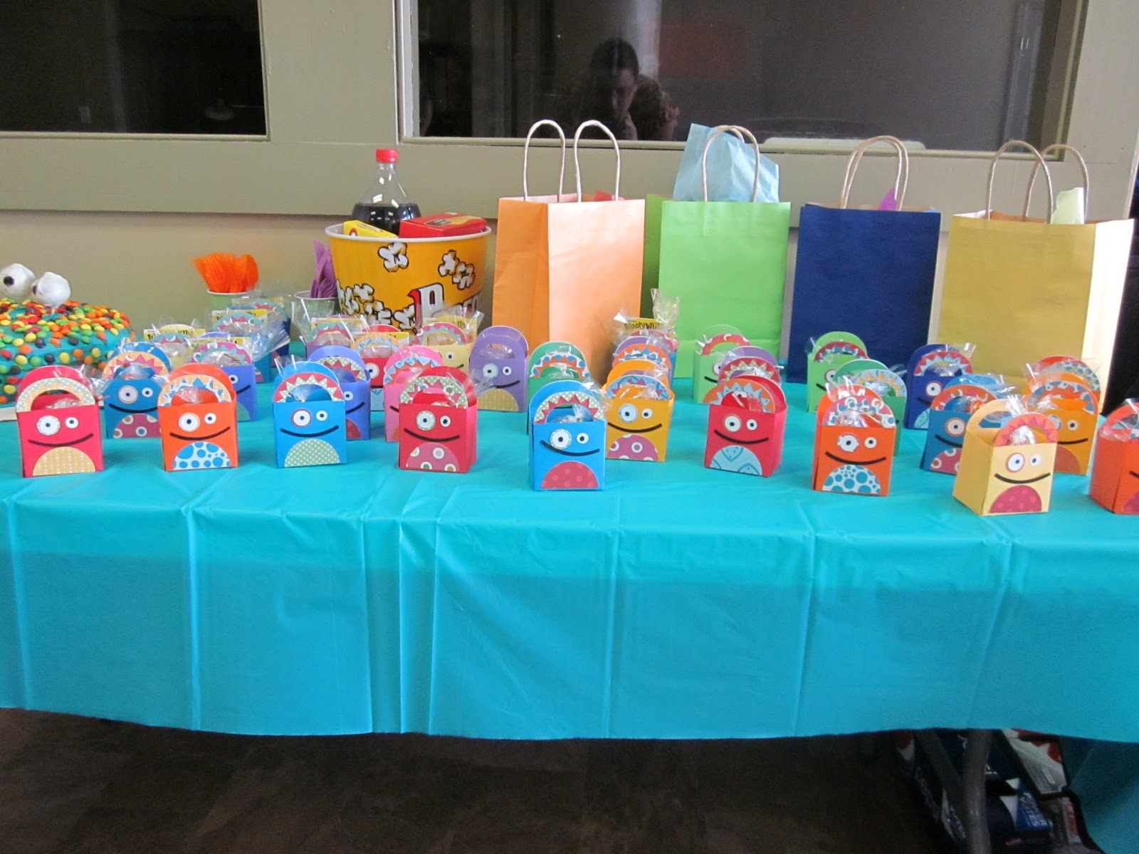 Crafty Gator: Monster Baby Shower